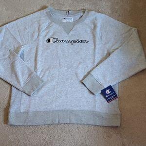 NWT Champion Sweatshirt, Ladies L